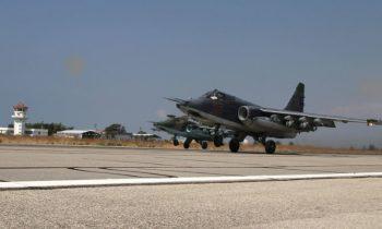 Почти половина россиян высказались в ходе социологического опроса за завершение военной операции в Сирии