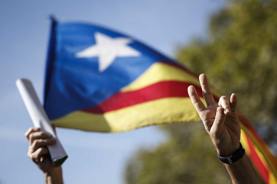 Идею независимости ранее поддерживали лишь 15–20% населения Каталонии, но после экономического кризиса это число начало расти