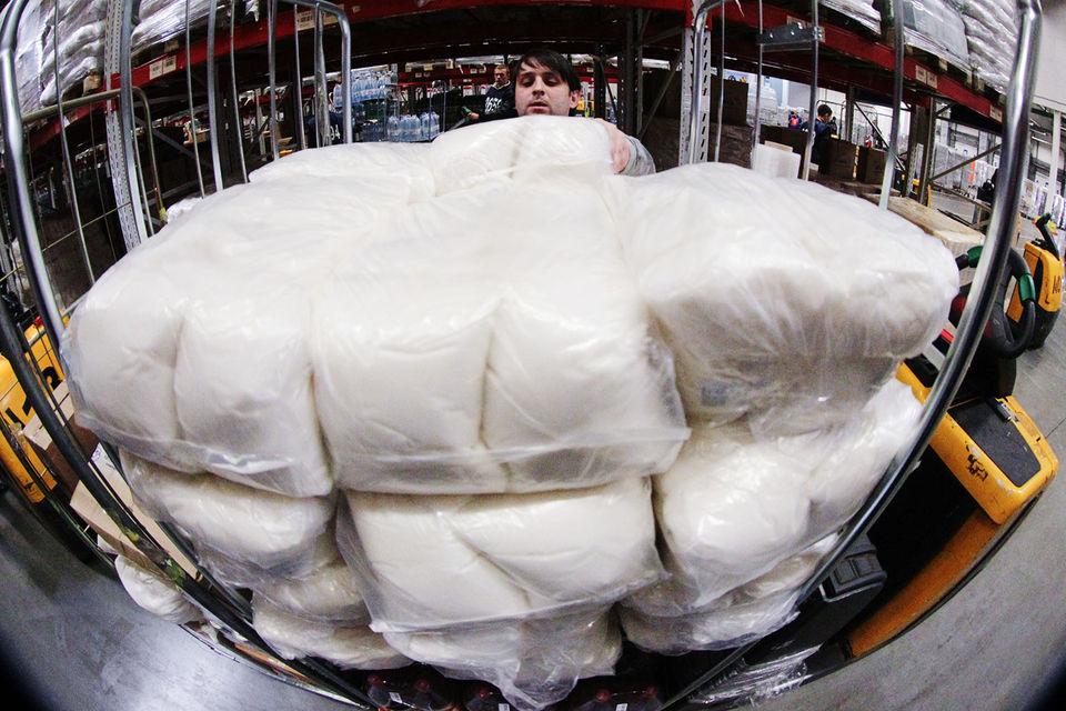 Российские производители сахара работают без прибыли, сетует финансовый директор Sucden в России Глеб Тихомиров