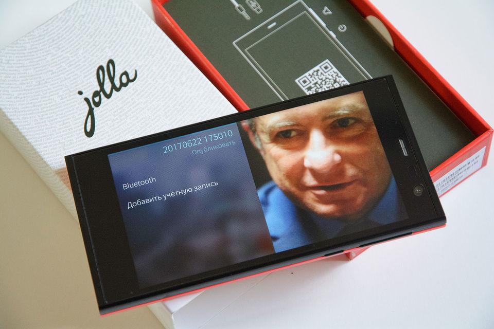 Операционную систему Sailfish разработала финская Jolla, созданная выходцами из Nokia