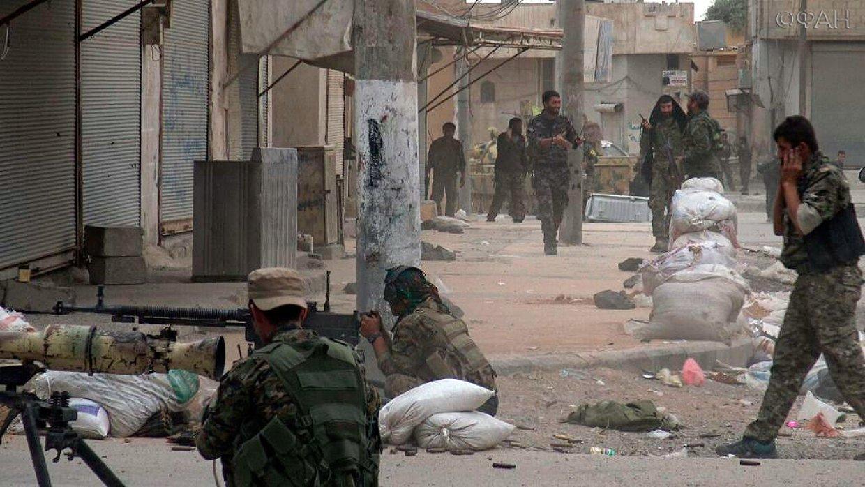 Сирия новости 14 сентября 22.30: ВКС РФ обеспечивают продвижение САА на востоке Хомса, SDF несут потери в Ракке