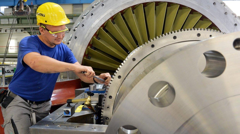 Siemens не подтвердил слова главы «Нафтогаза» о прекращении поставок на Украину