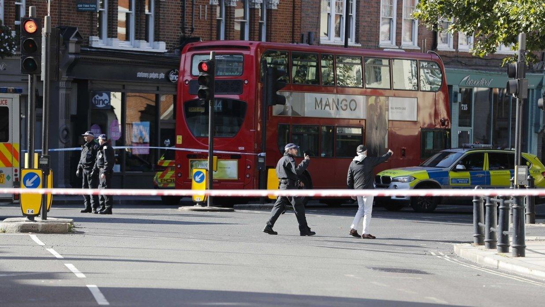 Скотланд-Ярд назвал расследование терактов в Лондоне очень сложным