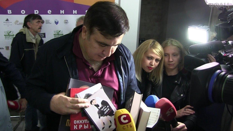 Генпрокурор Украины не станет депортировать Саакашвили без решения суда