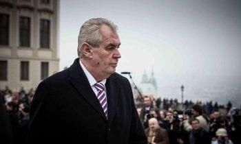 Президент Чехии о приглашении Путина: Это своего рода награда