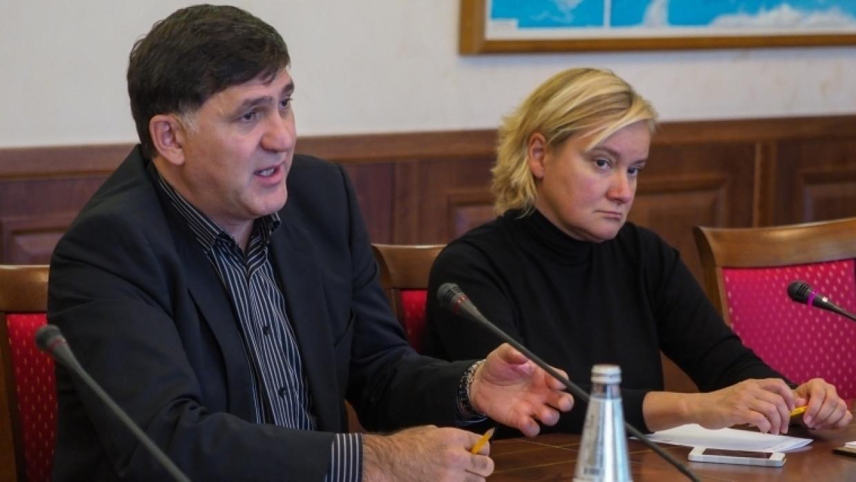 Власти Ставрополья обсудили с актером Пускепалисом новые культурные проекты