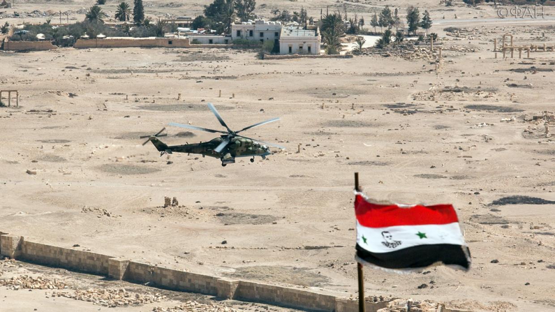 Минобороны назвало число ударов ВКС РФ по террористам ИГ в Сирии
