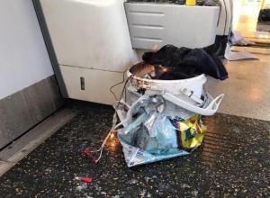 Лондон-метро