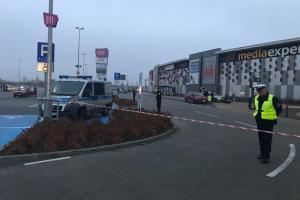 В польском супермаркете мужчина набросился на людей с ножом
