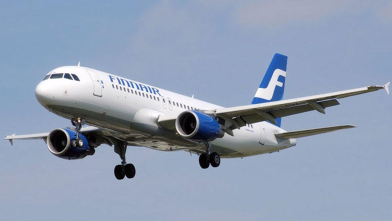 Авиакомпания Finnair выполнила последний «адский рейс» в пятницу 13-го октября