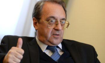 Богданов обсудил урегулирование конфликта с сирийской оппозицией