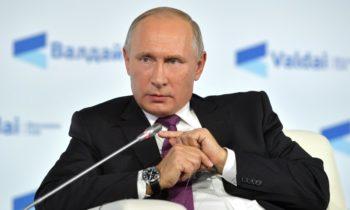 Путин рассказал о своей любви к братскому народу Украины