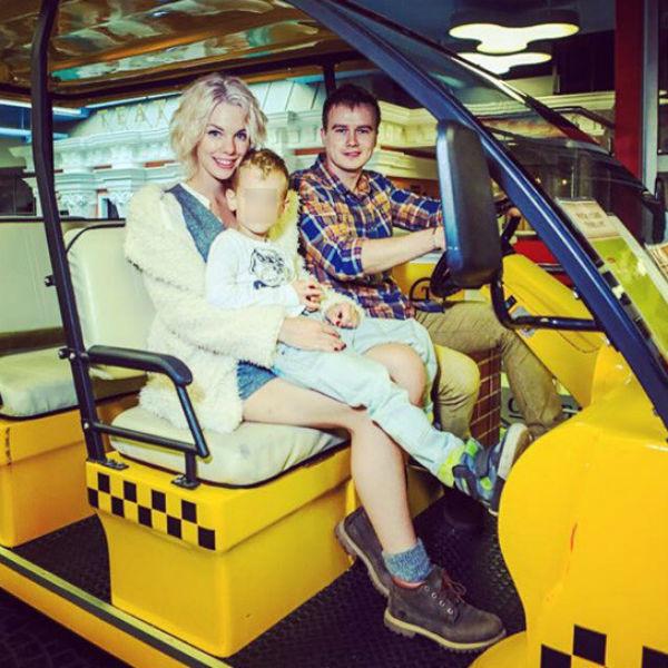 Анна и Алексей стали родителями в 2011 году