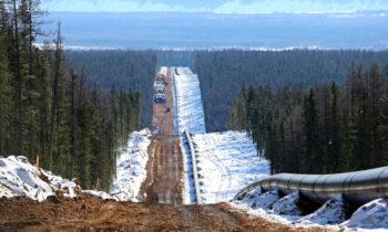 «Газпром» сможет увеличить объем экспорта газа только за счет Китая