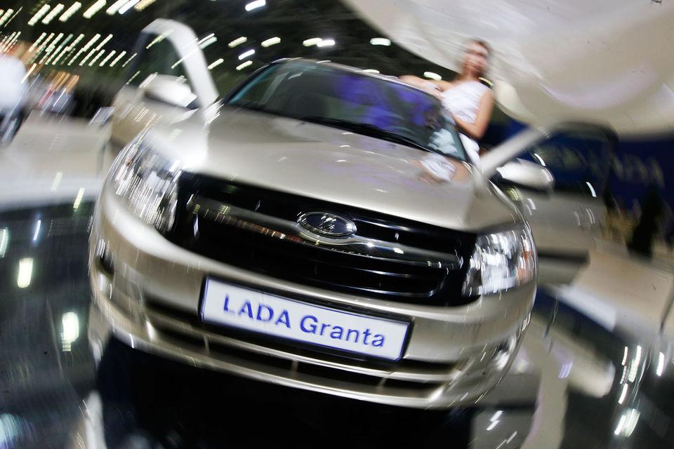 Lada Granta можно будет завести дистанционно