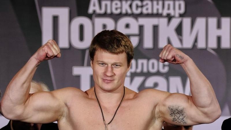Флорес может стать соперником Поветкина, если Хаммер не приедет в Екатеринбург