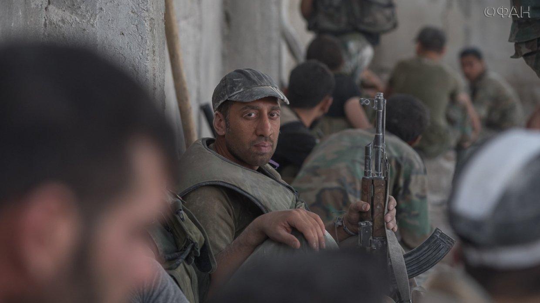 Сирия: под осадой в Восточной Гуте остались около 400 тыс. человек