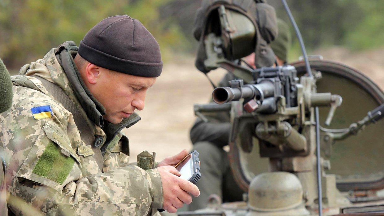 Донбасс: ОБСЕ обнаружила гаубицы и танки ВСУ за пределами мест хранения