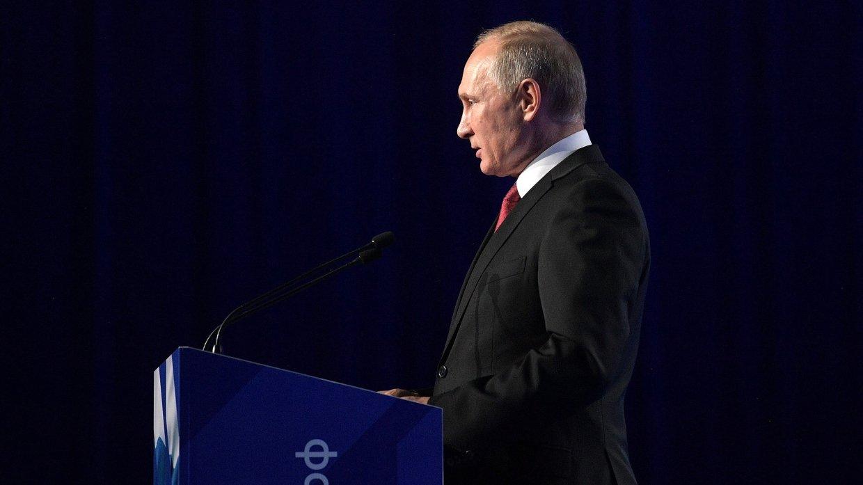 Путин назвал международный фестиваль «Я – автор» прекрасной возможностью раскрыть таланты
