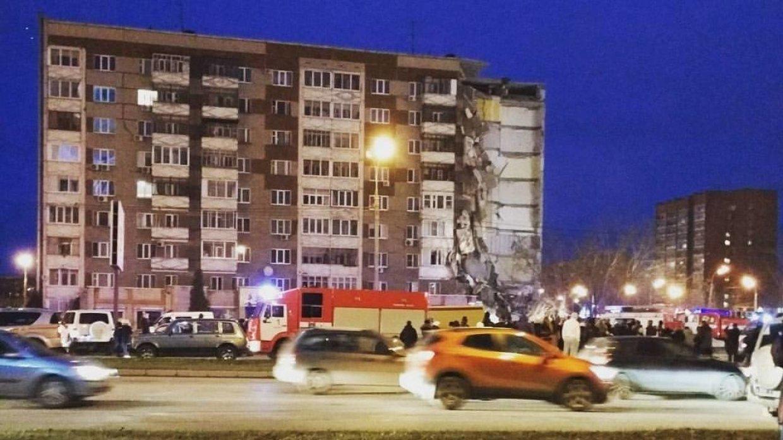Опознание тел погибших при обрушении дома в Ижевске пройдет в пятницу