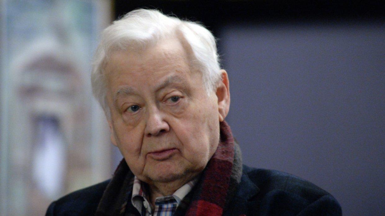 Табаков упрекнул Дюжева за дерзкие слова о зрителях