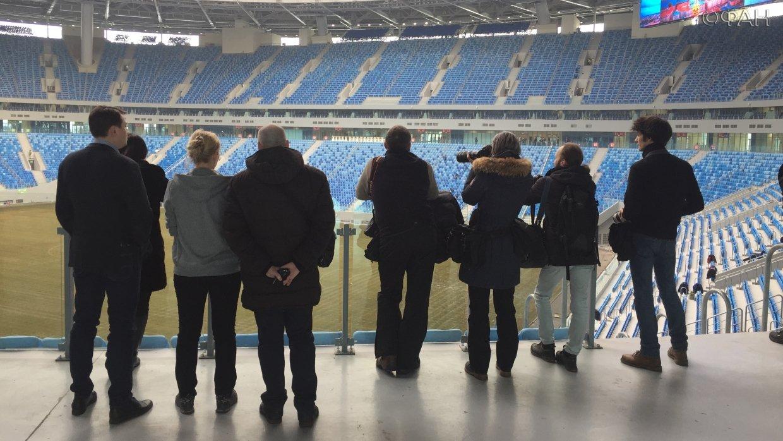 Стадион на Крестовском подорожал еще на 300 млн рублей
