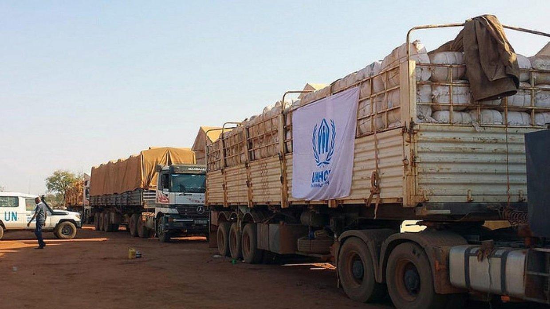 Сирия: ООН и партнеры впервые с августа доставили помощь в провинцию Хомс