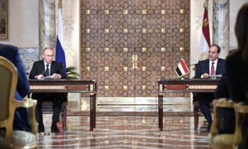 РФ может возобновить полеты в Египет в феврале 2018