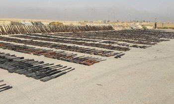 Доклад: оружие США для «повстанцев» попало к ИГИЛ