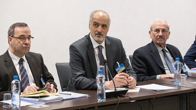 Сирия: делегация правительства САР прибудет на переговоры в Женеву 10 декабря