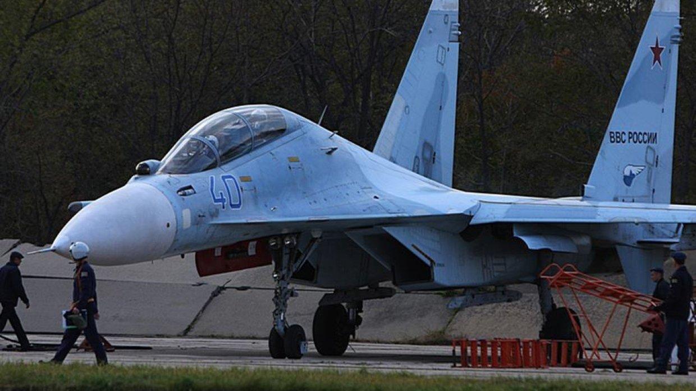 Журналисты США пришли в восторг от видео полета российского истребителя в небе над Сирией