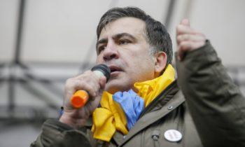 Саакашвили рассказал, как убегал по крышам от агентов КГБ