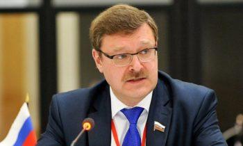 Косачев оценил вероятность подачи заявки РФ на участие в работе ПАСЕ в 2018 году