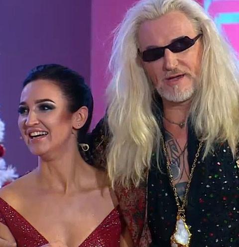 Ольга Бузова и Никита Джигурда