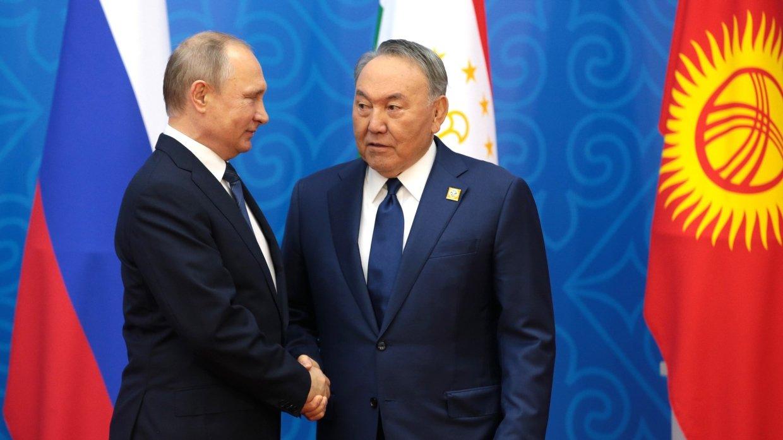 Назарбаев объявил свое сотрудничество с Путиным «международно-политическим феноменом»