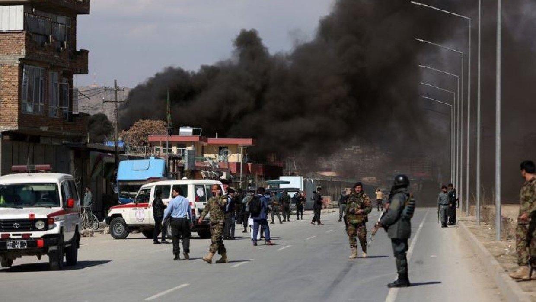 Число жертв теракта в Кабуле выросло до 15 человек