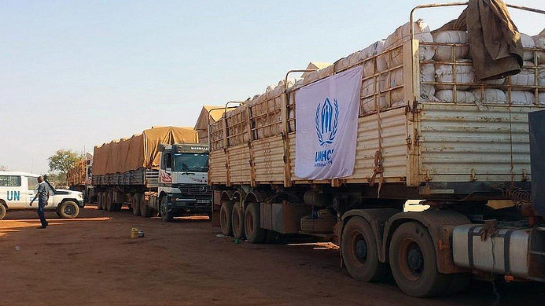 Сирия: более 160 тонн гумпомощи ООН доставили в Телль-Гехаб провинции Даръа