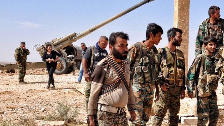 Сирия новости 5 января 19.30: потери «Ан-Нусры» в Хаме, 500 добровольцев вступили в ряды САА в Хомсе