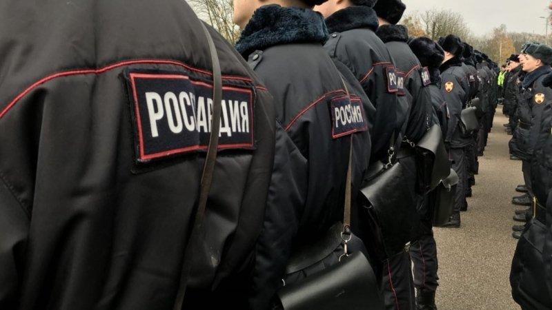 Росгвардия задержала скрывавшегося от суда жителя Архангельска