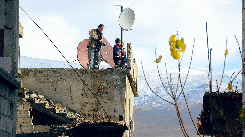 Сирия: более 230 человек вернулись в свои дома за сутки