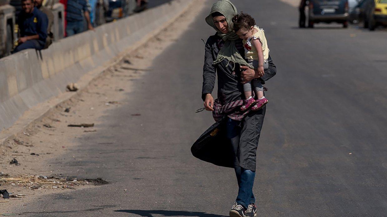 Сирия: более 270 мирных жителей вернулись домой за сутки