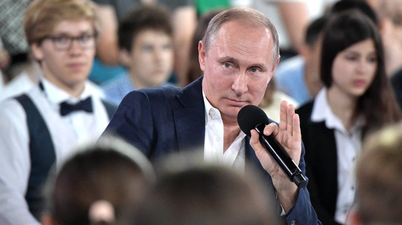 Сопредседатель штаба Путина рассказала историю знакомства с президентом России