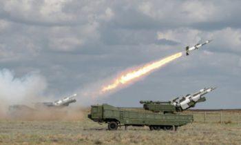 Видео испытания модернизированного ЗРК «Печора» на Украине появилось в Сети