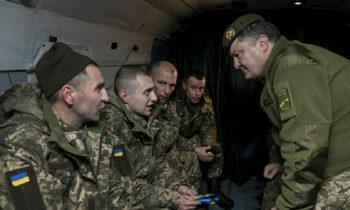Власти Украины намерены работать над ускорением обмена пленными в Донбассе