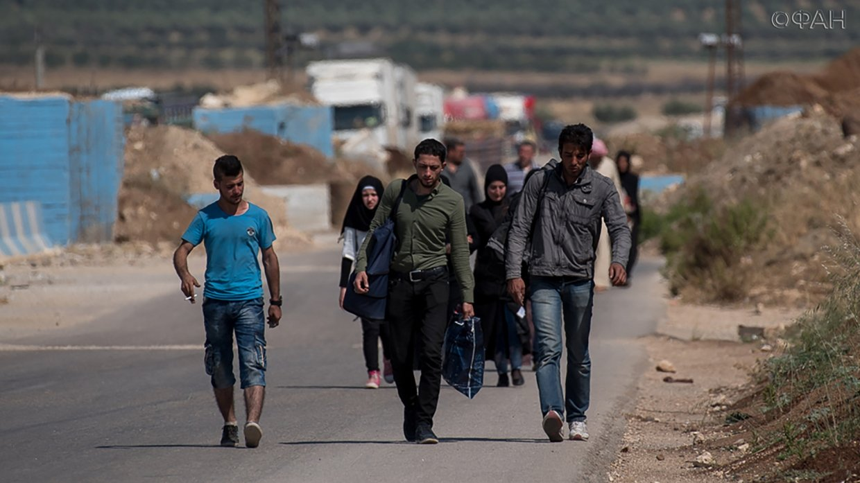 Сирия: около 50 человек вернулись домой за сутки— Центр примирения РФ