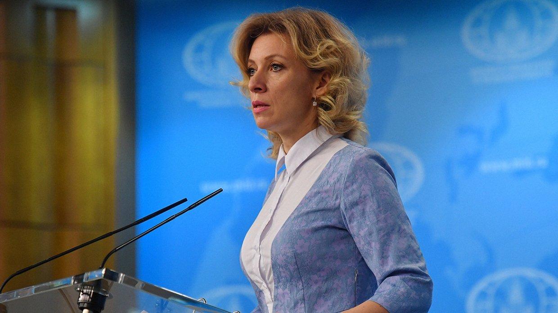 Захарова обвинила Киев в «убийстве» минских договоренностей