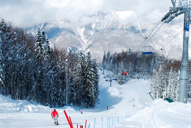 4 причины отдохнуть зимой в Сочи
