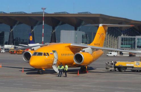 Самолет Ан-148-100В