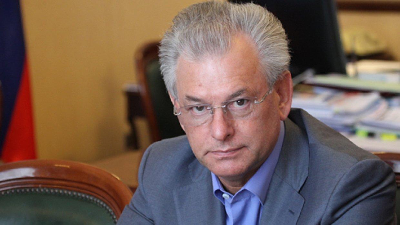 Заместитель председателя Центральной избирательной комиссии Российской Федерации Николай Булаев