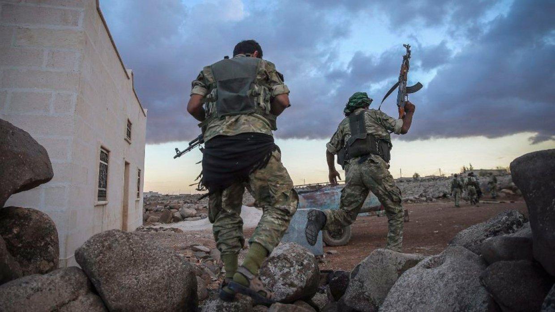Сирия: девять человек ранены при обстреле боевиками администрации провинции Даръа